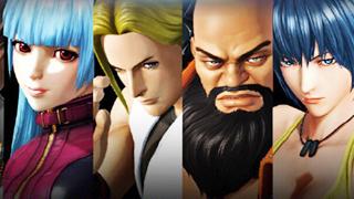 Trailer mới của The King of Fighter XIV giới thiệu thêm 3 nhân vật mới