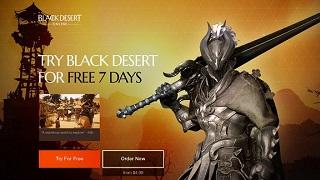 Game online bom tấn Black Desert mở cửa miễn phí cả tuần cho người chơi