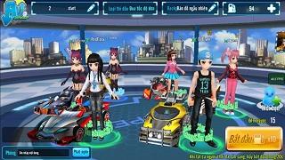 AU Speed – Game đua xe thời trang phong cách Audition về Việt Nam