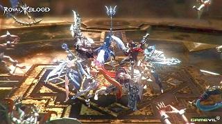 Siêu phẩm MMORPG Hàn Quốc Royal Blood ấn định ngày ra mắt thử nghiệm