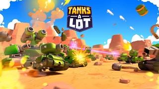 Tanks a lot! - game mobile bắn tăng sôi động đang mở cửa thử nghiệm