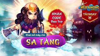 Playpark tặng 300 Giftcode game Ngộ Không Truyền Kỳ