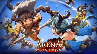"""Arena Masters - đối thủ """"nặng ký"""" của bom tấn Vainglory?"""