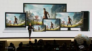 Google Stadia: Chơi game khủng không cần PC xịn, chỉ cần kết nối internet và Chrome