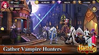 Hunters Hyper – tân binh ARPG nhịp độ cao ấn tượng vừa ra mắt