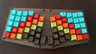 """Mãn nhãn với những thiết kế bàn phím cơ """"độc, lạ"""" nhất thế giới"""