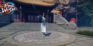 King of Wushu là tên gọi tiếng Anh của MOBA Cửu Dương Thần Công