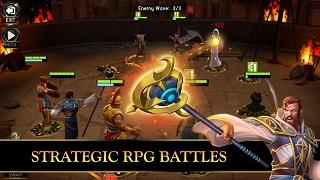 Legends Reborn – game mobile thẻ tướng độc đáo đồ họa 3D vừa lộ diện