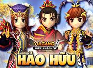 Yulgang Hiệp Khách Dzogame VN - Hảo Hữu - 04062019