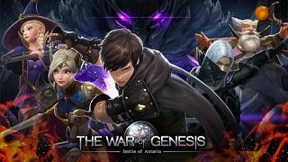 The War Of Genesis - Game nhập vai xây dựng đế chế cực hấp dẫn