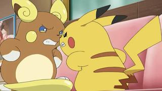"""Cuộc chiến giữa Pikachu và Raichu lại được """"thắp lửa"""" bởi… bánh kếp"""