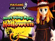 yulgang hiep khach - Chuỗi Hoạt Động Ngày Halloween (10.2021) - 27102021