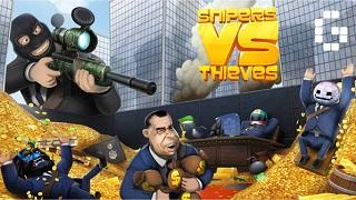 Snipers vs Thieves – game bắn súng mới lạ vừa ra mắt đáng trải nghiệm