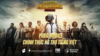 PUBG Mobile VN – Tựa game kế thừa quy trình vận hành và kiểm soát chất lượng từ đối tác toàn cầu