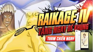 Playpark tặng 200 Giftcode game Naruto Đại Chiến