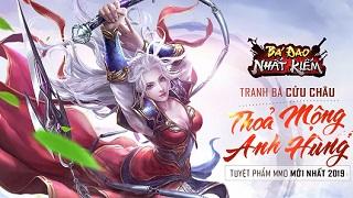 Bá Đao Nhất Kiếm chuẩn bị được phát hành tại Việt Nam
