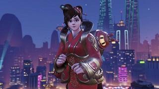 Overwatch ra mắt sự kiện chào mừng Tết Nguyên đán Kỷ Hợi
