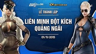 Đột Kích và 200.000 game thủ tích cực nhất làng FPS Việt