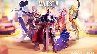 Phát sốt với Majestia – game chiến thuật thời gian thực lạ mà chất