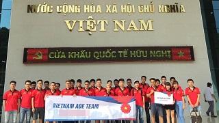 12 Anh em AoE Việt Nam sẽ đối mặt với 60 game thủ xuất sắc nhất Trung Quốc