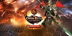 Công Thành Chiến Open Beta 12/5, ngập tràn quà tặng cho game thủ