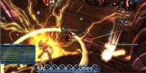 Trải nghiệm ban đầu bom tấn DC Universe Online