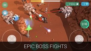 CyberSphere – hoá thân siêu chiến binh vũ trụ với game bắn súng thú vị