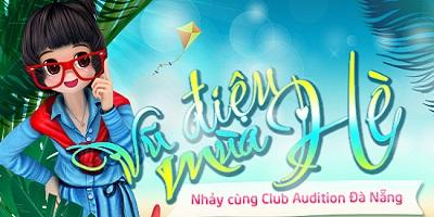 Game thủ Audition đốt cháy mùa hè Đà Nẵng bằng vũ điệu flashmob