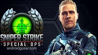 Hóa thân lính bắn tỉa cực chất với tựa game Sniper Strike đầy thú vị