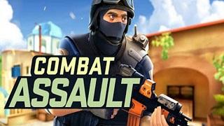 Combat Assault: FPP Shooter – game mobile FPS có cả cây kỹ năng nhân vật