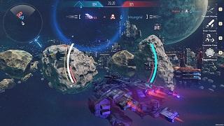 """""""Không chiến"""" cực độc, lạ với tựa game MOBA mới Fringe Wars"""