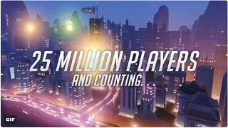 Sau 8 tháng tựa game giá 40 USD đạt 25 triệu người chơi