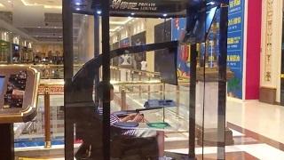 Xuất hiện phòng chơi game độc đáo cho khách mua sắm thư giãn tại Trung Quốc