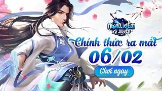 Dzogame tặng 300 Giftcode game Ngạo Kiếm Kỳ Duyên