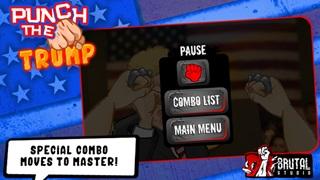Punch The Trump – Game hành động vui nhộn cùng tân tổng thống Mỹ