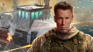 Kẻ hủy diệt trở lại trong dự án quảng cáo mới của game Mobile Strike