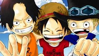 One Piece: 3 anh em nhà Luffy yêu thương nhau đến mức nào?