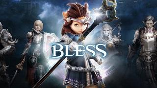 Siêu phẩm Bless Online chuẩn bị đổ bộ lên thiết bị mobile