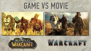 Tuyệt tác trailer film Warcraft dựng từ chính game World of Warcraft