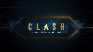 LMHT: Tính năng giải đấu theo đội Clash chuẩn bị quay trở lại