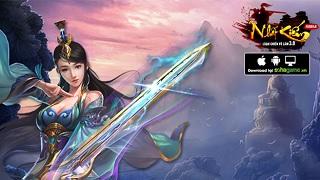 Playpark tặng 300 Giftcode game Nhất Kiếm Phi Thiên