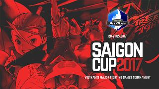 Capcom Pro Tour trở lại Việt Nam với Saigon Cup 2017