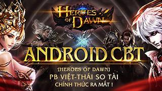 Hoàn tất Việt Hóa - Heroes Of Dawn sẵn sàng ra mắt ngay hôm nay
