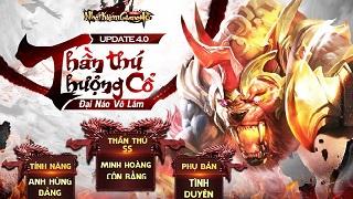 Dzogame tặng 300 Giftcode game Nhất Kiếm Giang Hồ