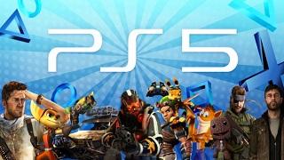 Sony chính thức đánh tiếng về thế hệ console mới: PlayStation 5