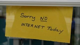 Kết nối Internet toàn cầu có thể bị gián đoạn trong 48 giờ tới