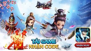 Dzogame tặng 500 Giftcode game Luận Kiếm Giang Hồ