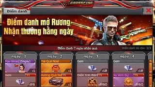 CrossFire Legends: Nhận ngay nhân vật VIP Fox-Xmas khi đăng nhập hôm nay 24/12