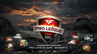 CFL Pro League mùa 2: 8 đội tuyển cùng một khát khao chiến thắng, khởi tranh 18h ngày 10/9