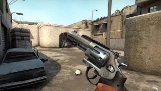 CS: GO – Bị cả thế giới chỉ trích Valve lập tức sửa lại R8 Revolver